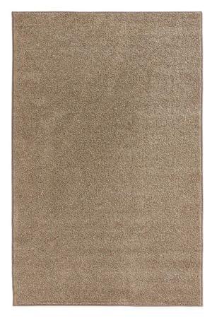 Hanse Home Kusový koberec Pure 102614 Braun 80x150
