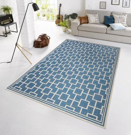 Bougari Kusový koberec BOTANY Bay Blau 102481 - venkovní (outdoor) 115x165