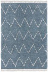 Mint Rugs AKCE: 120x170 cm Kusový koberec Desire 103319 Blau