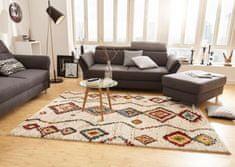 Mint Rugs Kusový koberec Nomadic 102693 Geometric Creme