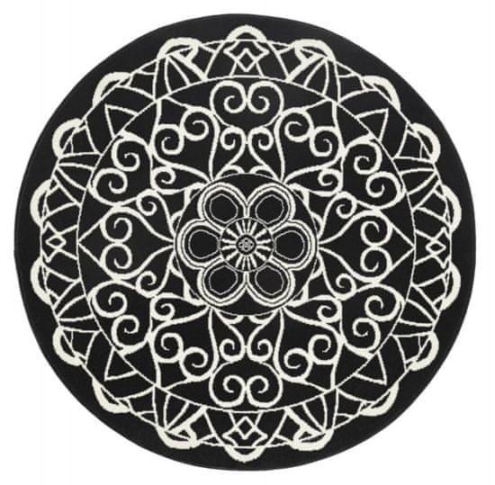 Zala Living Kusový koberec Capri 102567 140x140 (průměr) kruh