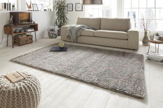 Mint Rugs Kusový koberec Allure 102751 grau rosa 80x150