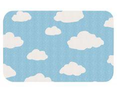 Zala Living Protiskluzový kusový koberec Niños 103083 Blue 67x120 cm