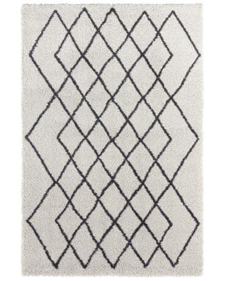 Elle Decor Kusový koberec Passion 103679 Silver, Anthracite z kolekce Elle 120x170