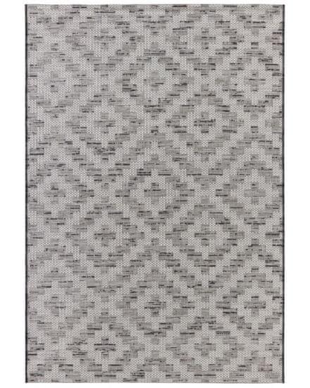 Elle Decor Kusový koberec Curious 103701 Grey/Cream z kolekce Elle 115x170
