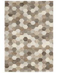 Elle Decor AKCE: Kusový koberec Arty 103579 Cream/Beige z kolekce Elle