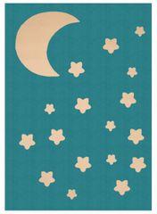 Zala Living Kusový koberec Bambini 103068 Blau 140x200 cm