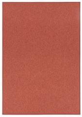 BT Carpet Ložnicová sada BT Carpet 103411 Casual teracotta (Rozměry koberců 2 kusy: 67x140 + 1 kus: 67x250)