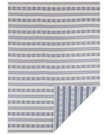 Bougari Kusový koberec Twin Supreme 103749 Blue/Cream 80x150