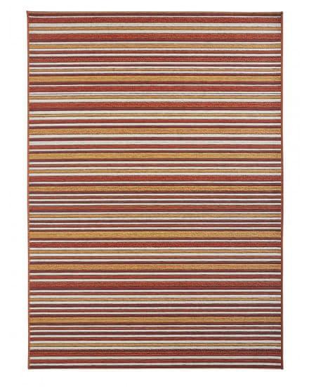 Bougari Kusový koberec Lotus Red Terra Orange 103242 120x170