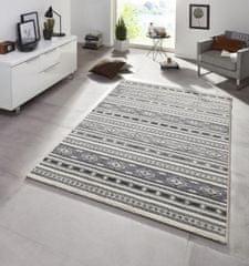 SCHÖNGEIST&PETERSEN Kusový koberec Diamond 102813 Grau
