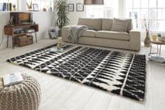 Mint Rugs AKCE: 200x290 cm Kusový koberec Allure 102770 schwarz