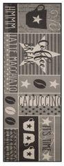 Zala Living Běhoun Coffee Break 67x180 Vibe 103493 grey