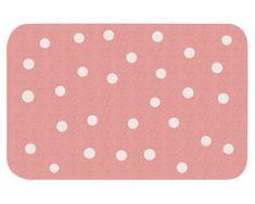 Zala Living Protiskluzový kusový koberec Niños 103079 Rose 67x120 cm