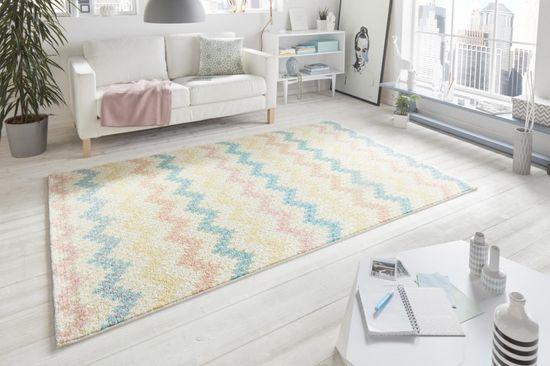 Mint Rugs Kusový koberec Madison 102783 pastell creme 80x150
