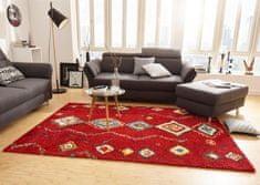 Mint Rugs Kusový koberec Nomadic 102692 Geometric Rot
