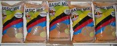MVDE Krmítková Zmes Basic Mix Carp 2,5 kg