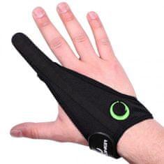 Gardner Náprstník Finger Stall Left Hand Ľavá Ruka Large
