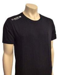 Cc Moore Tričko Čierne New Logo
