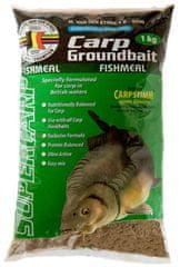 MVDE Krmítková Zmes Carp Groundbait Fishmeal 1 kg