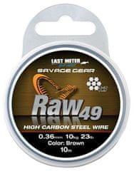 Savage Gear Lanko Raw49 10 m