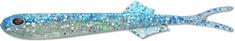 Quantum Gumová Nástraha Slendry Blue Ice 7,5 cm 1,5 g