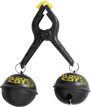 Black Cat Rolnička Big Bells Black Yellow