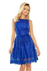 07f535dddc10 Luxusné značkové sukne a šaty kráľovská modrá