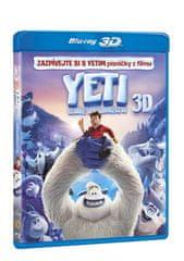 Yeti: Ledové dobrodružství 3D+2D (2 disky) - Blu-ray