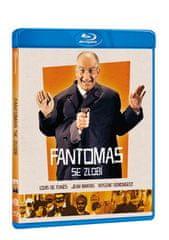 Fantomas se zlobí - Blu-ray