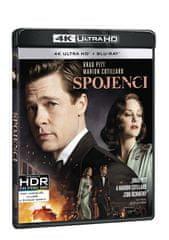 Spojenci (2 disky) - Blu-ray + 4K Ultra HD