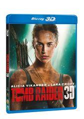 Tomb Raider 3D+2D (2 disky) - Blu-ray