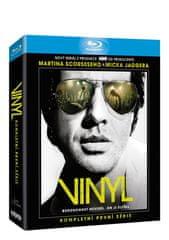 Vinyl - Kompletní 1. série (4BD) - Blu-ray