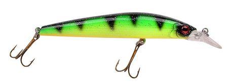 Spro Wobler Powercatcher Long Minnow Green Perch 12,5 cm 20 g