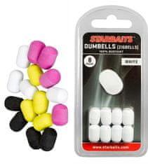 Starbaits Dumbells plávajúca nástraha 10 mm