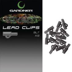 Gardner Klip Na Bočné Olovo Covert Lead Clip C-Thru