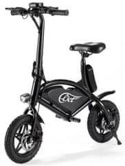 Kolonožka rower elektryczny Ecolo Eljet E4 Black