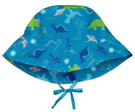 iPlay Dětský sluneční klobouček s UV ochranou DINOSAURUS