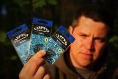 Carp ´R´ Us Háčiky Predator ATS