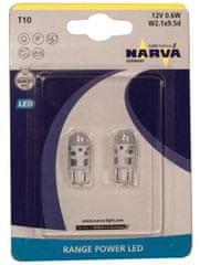 Narva LED žarnica 12 V W5W 6000K