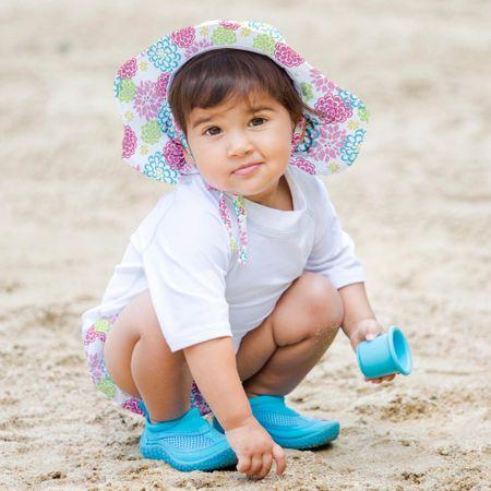 iPlay Gyerek légáteresztő felső UV védelemmel 92 rózsaszín