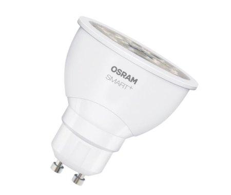 LEDVANCE pametna sijalka Osram Smart+, 4.5W, 2700K, 350lm, GU10, 4058075148338