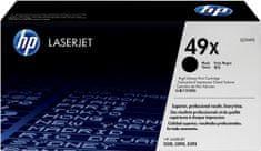 HP Q5949X Toner, Fekete
