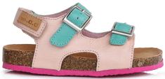D-D-step dievčenské sandále