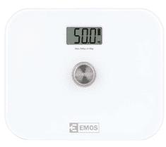 Emos Digitální bezbateriová osobní váha EV108