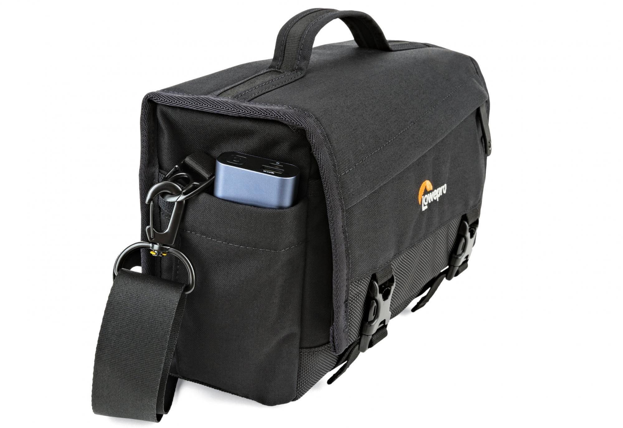 fotobrašna Lowepro M-Trekker SH 150 black E61PLW37161 odnímatelný popruh přes rameno