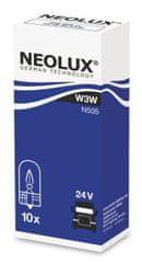 NEOLUX Žárovka typ W3W, Standard 3W, 24V, W2.1x9.5d