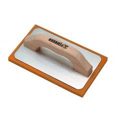 Ausonia gladilka za fugiranje keramičnih ploščic z mehko oranžno gobico, 21x14cm