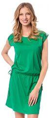 Heavy Tools Dámské šaty Voni S19-197 Green