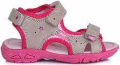 D-D-step sandale za djevojčice sa zvijezdama